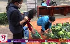 Hải Phòng hỗ trợ nông dân tiêu thụ nông sản