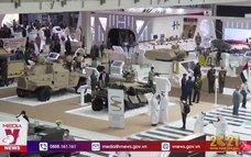 Khai mạc triển lãm quốc phòng tại UAE