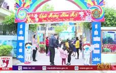 Điện Biên đảm bảo an toàn phòng dịch cho học sinh