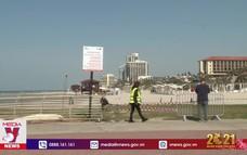 Israel đóng cửa các bãi biển do sự cố tràn dầu