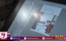 Trào lưu truyện tranh online ngày càng hấp dẫn