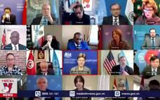 Quan ngại về khủng hoảng nhân đạo tại Syria
