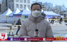 Hàn Quốc bắt đầu chiến dịch tiêm vaccine phòng COVID-19