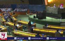 Đại hội đồng LHQ thảo luận về khủng hoảng ở Myanmar