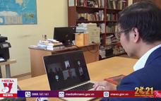Thông tin về kết quả Đại hội Đảng lần thứ XIII tại Nga
