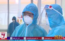 Những chiến sỹ áo trắng điều trị bệnh nhân Covid-19
