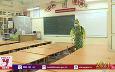 Hà Nội cấp tập chuẩn bị đón học sinh trở lại trường