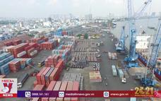 Hàng hóa thông qua cảng biển Việt Nam đạt kỉ lục