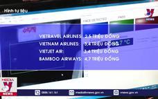 Vé máy bay Tết giảm giá kỷ lục