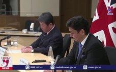 Nhật Bản và Anh quan ngại tình hình Biển Đông