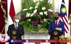 Indonesia và Malaysia thảo luận nhiều vấn đề quan trọng
