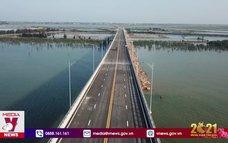 Cho phép thông xe Cầu Cửa Hội, Nghệ An trong dịp Tết