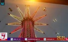 Dubai khai trương xích đu cao nhất thế giới