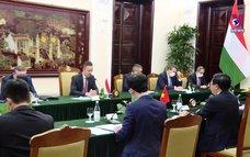 Việt Nam với Bạn bè quốc tế ngày 08/02/2021