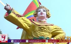 Về Hà Nam thăm Đền thờ Nữ tướng Lê Chân