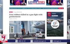 Campuchia nổ súng tiêu diệt 4 đối tượng bắt cóc con tin đòi tiền chuộc 1 triệu USD