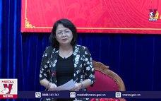 Kiểm tra công tác bầu cử tại tỉnh Cà Mau