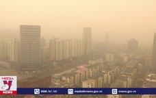 Bão cát càn quét Trung Quốc