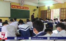 Hải Dương đảm bảo an toàn phòng dịch đón học sinh trở lại trường