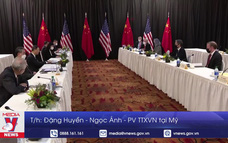 Khởi đầu chông gai của cuộc gặp cấp cao Mỹ - Trung