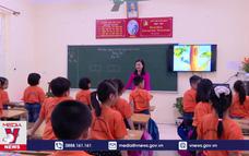 Kết quả bước đầu dạy và học SGK lớp 1 mới tại Hà Nam
