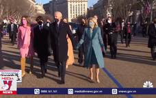 Tổng thống Mỹ Joe Biden nhận được tín nhiệm cao