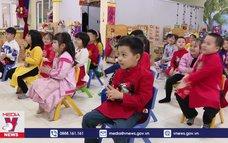 Hơn 2 triệu học sinh Hà Nội trở lại trường