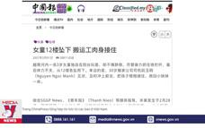 """Hàng loạt báo nước ngoài ca ngợi """"siêu anh hùng"""" Nguyễn Ngọc Mạnh"""