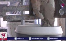 Doanh nghiệp gốm sứ Đồng Nai nộp phí hạ tầng trong 10 năm