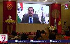 Khánh Hòa tăng cường xúc tiến hợp tác với Ấn Độ