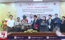 Hà Giang tăng cường hợp tác quốc tế trong lĩnh vực an sinh xã hội