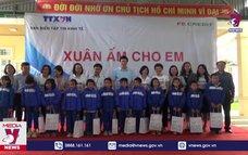 Bàn giao công trình nước sạch cho trường học tại Nghệ An