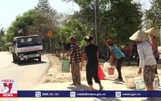 Đoàn thanh niên hỗ trợ nước sạch cho đồng bào S'Tiêng