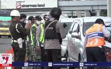 Indonesia siết chặt phòng dịch trong kỳ nghỉ lễ