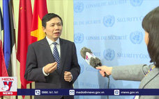 Việt Nam đảm nhận vai trò Chủ tịch Hội đồng bảo an LHQ trong tháng 4/2021