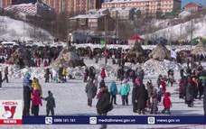 Lễ hội tôn vinh người chăn hươu tại Nga