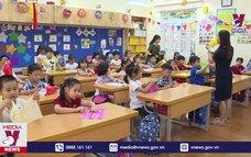 Điều chỉnh quy hoạch mạng lưới trường, lớp tiểu học