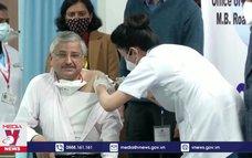Ấn Độ đẩy nhanh tiến độ tiêm phòng COVID-19