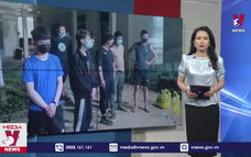 Trục xuất 9 đối tượng người Trung Quốc nhập cảnh trái phép