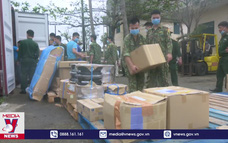 Kiểm tra 7 Container hàng lậu tại cảng Đà Nẵng