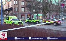 Thụy Điển điều tra vụ tấn công bằng dao khiến 8 người bị thương