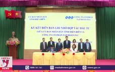 Điện Biên ghi nhớ hợp tác đầu tư với Tập đoàn FLC