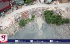 Điệp khúc ô nhiễm sông Cầu