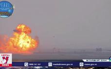 Tên lửa SpaceX phát nổ sau 10 phút tiếp đất