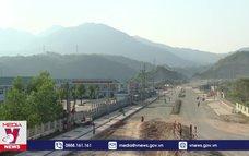 Vượt khó xây dựng nông thôn mới ở huyện vùng cao biên giới