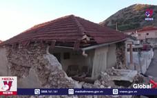 New Zealand và nhiều nơi hứng chịu động đất mạnh