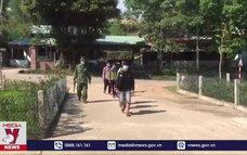 Biên phòng Quảng Nam phát hiện 5 người vượt biên trái phép