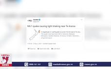 New Zealand tiếp tục hứng chịu động đất