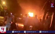 Điều tra vụ tai nạn ôtô cháy, hai người thương vong