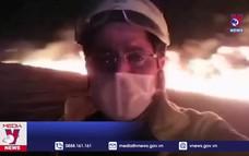 Tấn công nhiều nhà máy lọc dầu ở Syria